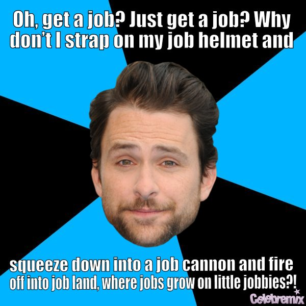Charlie kelly dating profile quote - ITD World